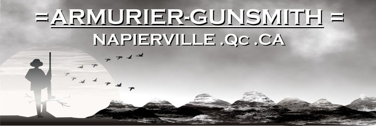 armurier gunsmith site hero page